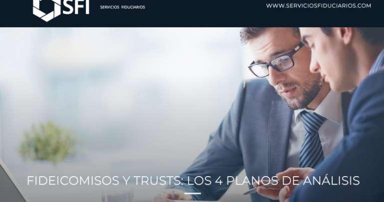 Fideicomisos y Trusts: los 4 planos de análisis