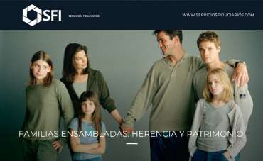 Familias ensambladas: Herencia y Patrimonio