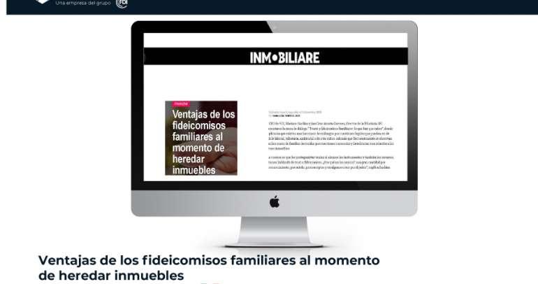 REVISTA INMOBILIARE – MÉXICO: Ventajas de los fideicomisos familiares al momento de heredar inmuebles